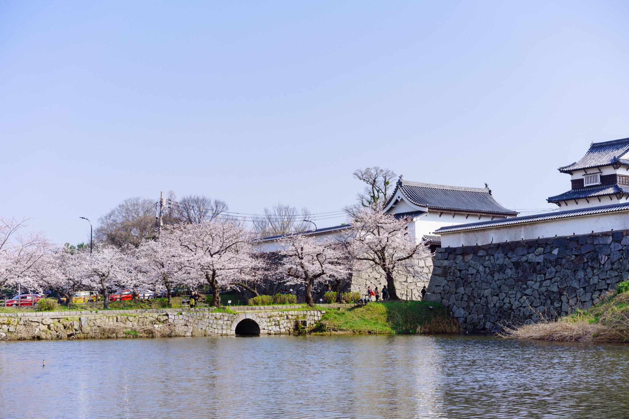 福岡城潮見櫓
